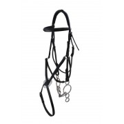 Becker Mexican Grackle Bridle