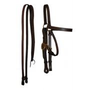 Barcoo Bridle Stitched