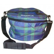 Cant-a Hat Bag Padded Blue Check