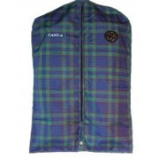 Cant-a Suit Carry Bag Blue Check