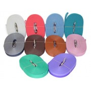 Lunge Rein Web - Assorted Colours - 9mtr