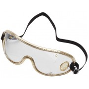 Zilco Clear Lens Perspex Goggles
